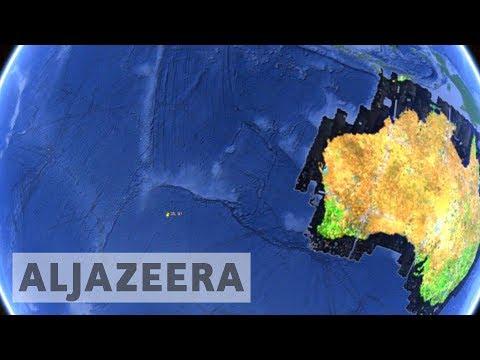 Australians 'think' they found flight MH370's crash location