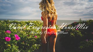 ♫ Top 25 Vocal Progressive House 2015 Winter l New House Mix ♫