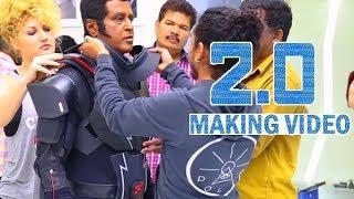 Making Of 2.0 | Making Of Akshay Kumar In 2.0 | Making Of Rajinikanth In 2.0 | 2