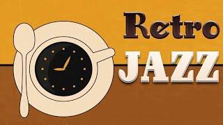 Coffee Jazz Music - Retro Lounge & Jazz Instrumental Music - Happy Morning Jazz Music K86895101