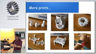 Fun with Dremel Idea Builder 3d Printer - Hackware
