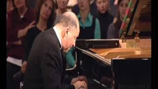 Bach,  Konzert d Moll BWV 974 3. Satz Presto,   Boris Bloch