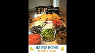 Super Bowl Party Ideas & Recipes - 2018