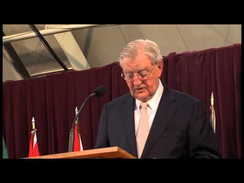 Commencement: Walter Mondale