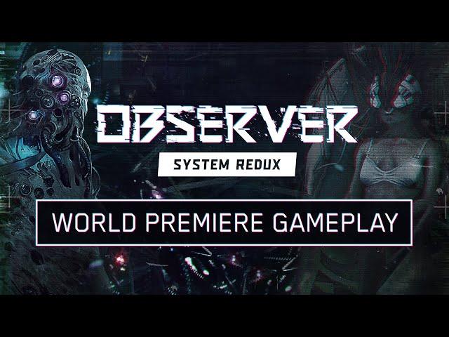 Observer System Redux (видео)