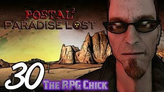 Let's Play Postal 2: Paradise Lost (Blind), Part 30: Pruning That Herb