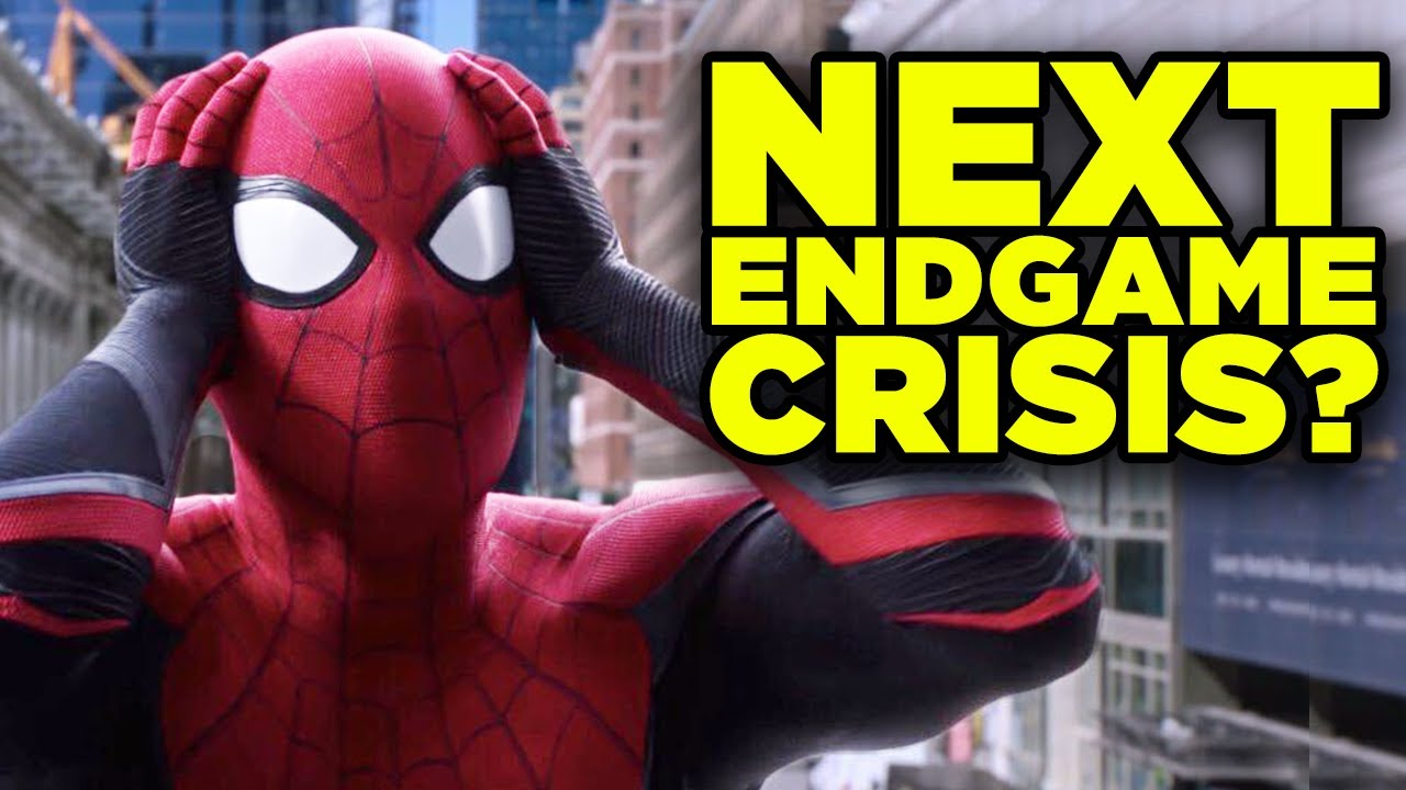 AVENGERS Next Crossover Crisis! (Avengers 5 Theories)   RT
