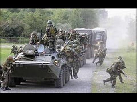 Артилерия бьет по Лисичанску. Пожар. 20.07.2014.