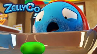 ZellyGo - An Earnest Waiting | HD Full Episodes | Funny Videos For Kids | Videos For Kids