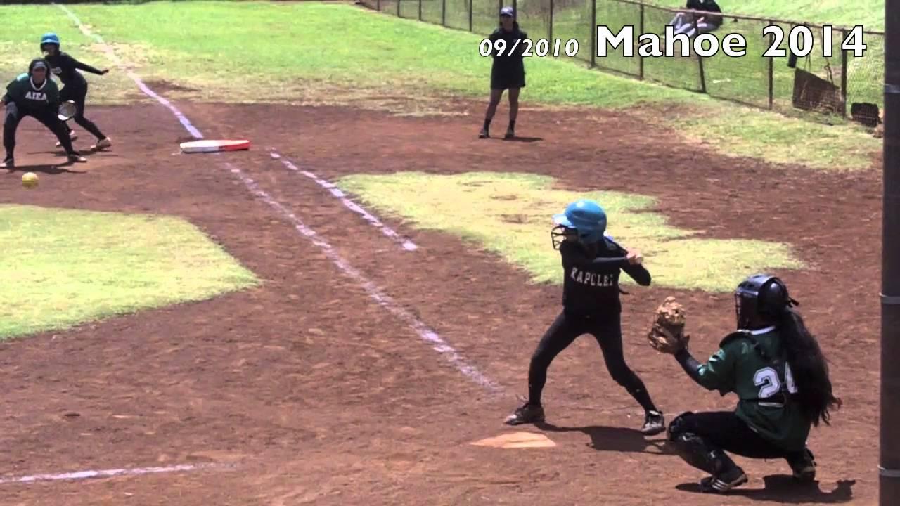 Softball Batting Video - Still Frames & Slow-Mo - YouTube