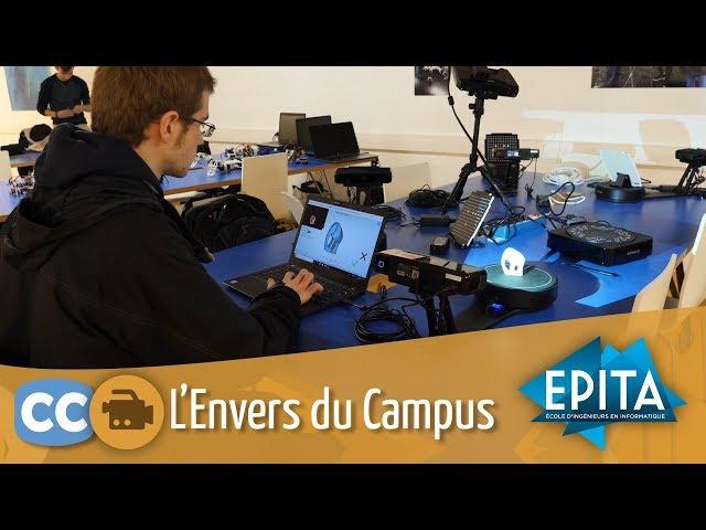 Découvrez l'Envers du Campus de l'EPITA
