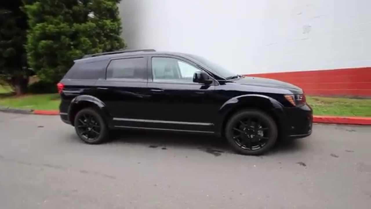 2014 Dodge Journey SXT Blacktop | Black | ET168484 ...