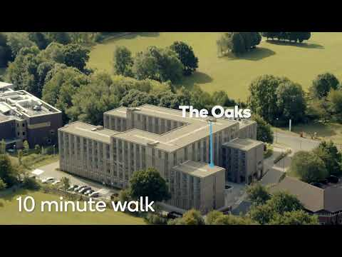The Oaks Tour  | Coventry Student Accommodation | Student Roost