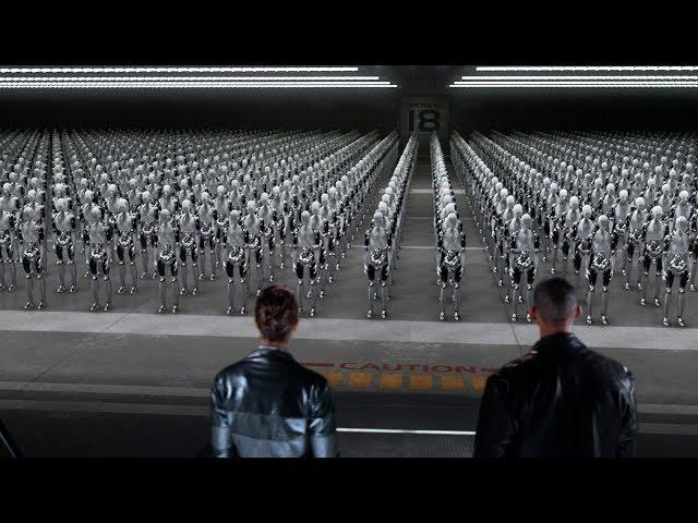 【宇哥】一度引起全球恐慌、广泛热议的科幻片,太震撼了……《机械公敌/我,机器人》