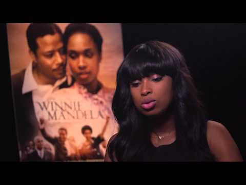 Winnie Mandela: Interview with Jennifer Hudson