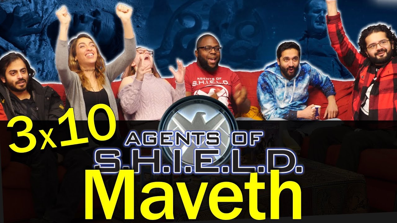 Download Agents of Shield - 3x10 Maveth - Group Reaction