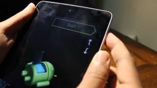 Nexus 7 2012 Booting failed