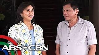 TV Patrol: Duterte at Robredo, nagpulong sa Malakanyang