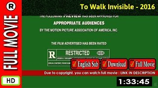 Watch Online : To Walk Invisible The Bronte Sisters (2016 TV Movie)