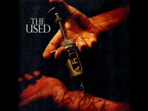 Blood On My Hands  FULL SONG - The Used - Artwork