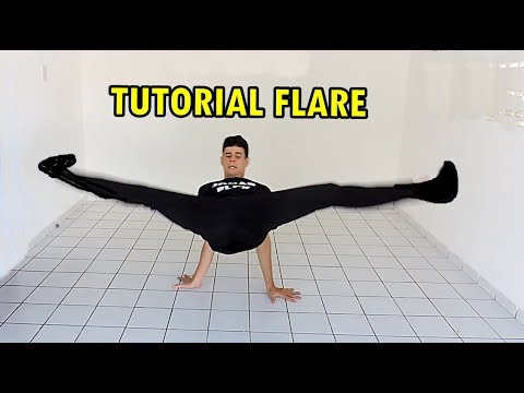BREAK TUTORIAL (FLARE SEGREDO) - JONAS FLEX