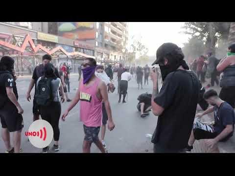 En Chile, un hombre murió por impacto de proyectil antimotines en medio protestas