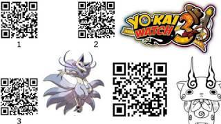 Yo Kai Watch 1 Qr Codes Piece