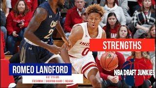 2019 NBA Draft Junkies Profile   Romeo Langford - Offensive Strengths