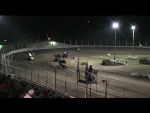 Grant County Speedway IRA B Main 9 5 09