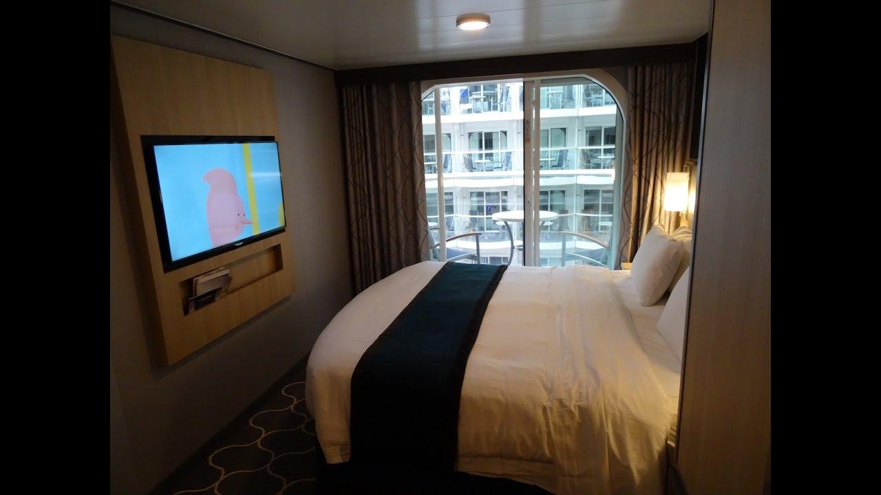 Harmony of the seas balcony stateroom stateroom - Harmony of the seas interior rooms ...
