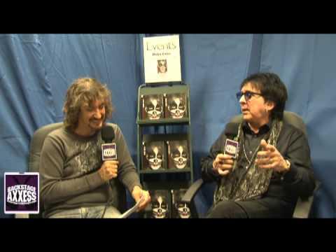 BackstageAxxess interviews Peter Criss fomerly of KISS.