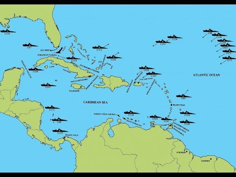 5/7~TROUBLE IN THE CARIBBEAN SOON! PANAMA CANAL *WILL FALL!