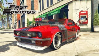 Fast And Furious Auto In GTA 5 !