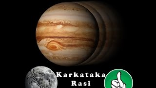 Jupiter Transit 2015 : Karkataka (Cancer) Moon Sign