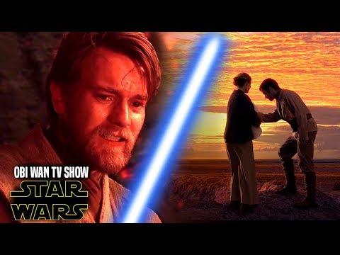 Star Wars! Obi Wan Kenobi TV Series & More! (Star Wars News)