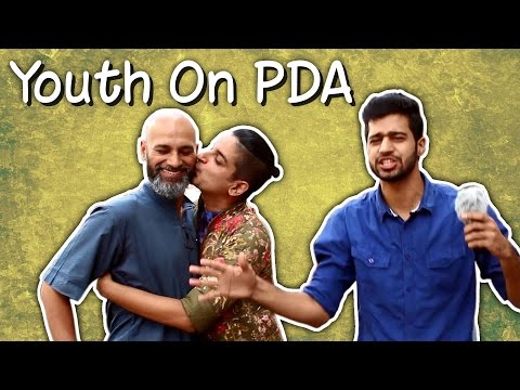 Youth On Public Display Of Affection (PDA) | StrayDog