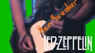Led Zeppelin - Heartbreaker (Gruhak Cover)