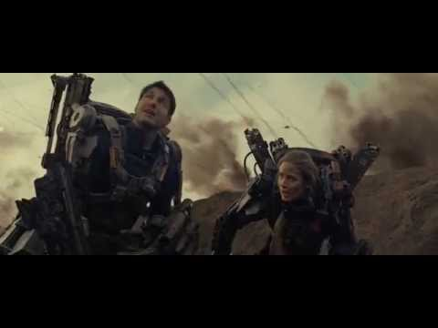 Edge of Tomorrow (Funny Scene)