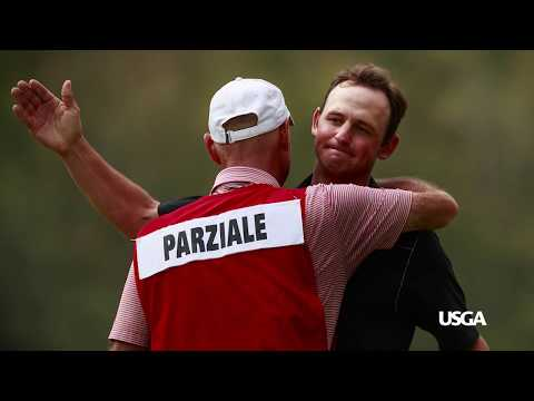 USGA Golf Journal: Matt Parziale, Hometown Hero