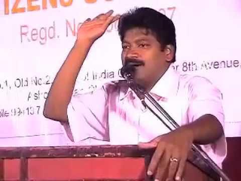 Ravi Speech01