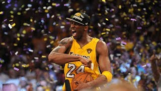 Kobe Bryant Best Play of Every NBA Playoff