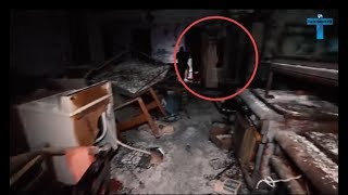 Top 10 Mysterious Real Ghost Caught On CCTV Camera | Scary Paranormal Videos