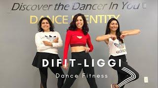 Liggi - Ritviz | DIFit Dance Fitness | Bollywood Workout