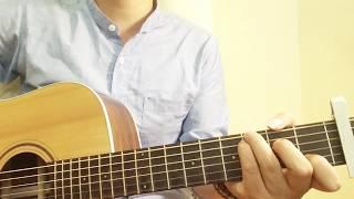 Lâu Chưa Gặp Em -  Thái Đinh | Guitar cover