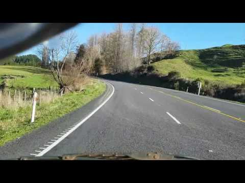 auckland to new plymouth new zealand part 1
