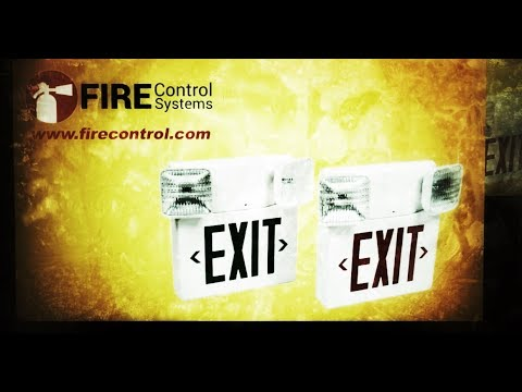 Exit and Emergency Light Service Chicopee Massachusetts