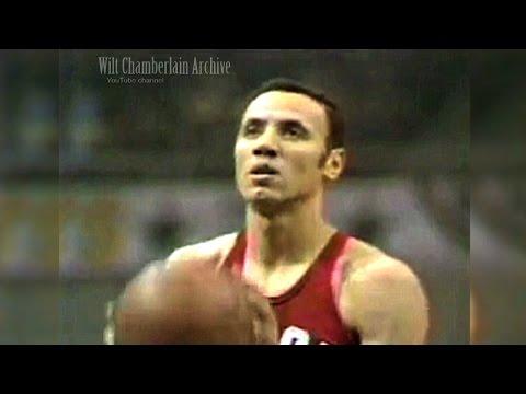 Lenny Wilkins  10pts, 7reb, 5a, 3stl (1969 NBA ASG Full Highlights)