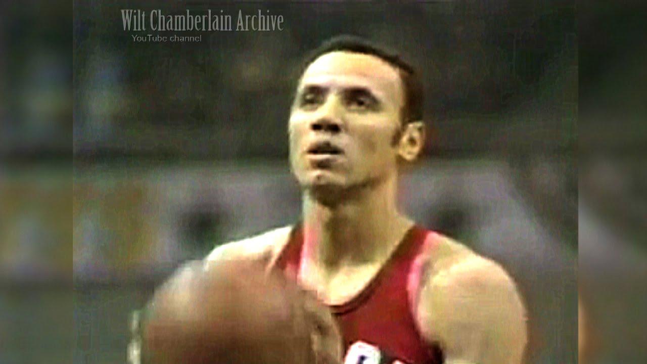 Lenny Wilkins 10pts 7reb 5a 3stl 1969 NBA ASG Full Highlights
