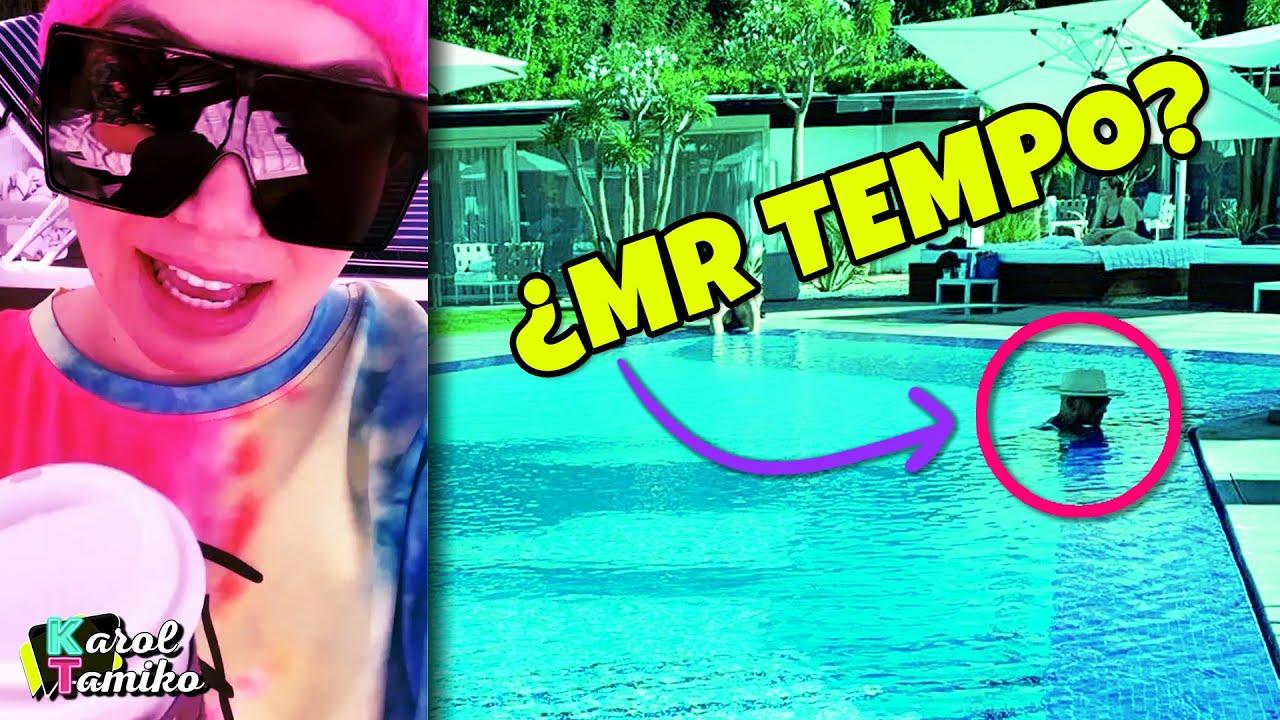 Download Chiquis Rivera y Mr Tempo de luna de miel, ella reacciona
