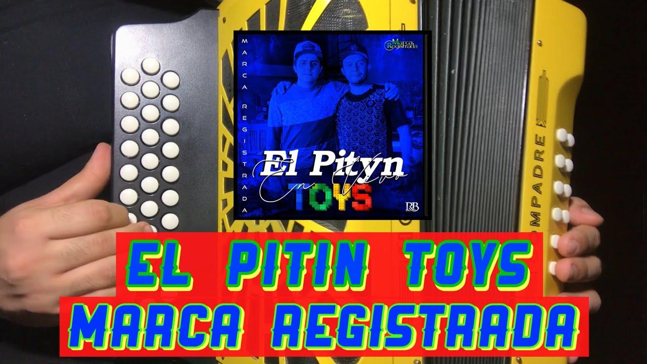 EL PITIN TOYS - Marca Registrada | Instruccional en el Acordeón De Sol | Hohner Compadre